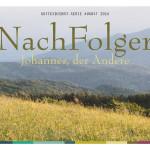 NACHFOLGER – 1 – Portrait eines Nachfolgers